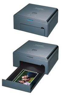 With the Mitsubishi CP-D2E you can produce your best ever photo prints