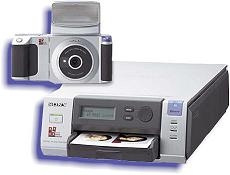 Sony UPX-C200 Digital Printing System incorporating  the UP-DX100