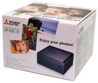 Mitsubishi Electric enters the home photo printer market with the superb Sublime CP-D2E