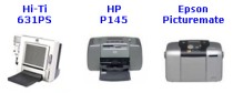 HiTouch Hiti photoprinters comparison with leading inkjet photo printers